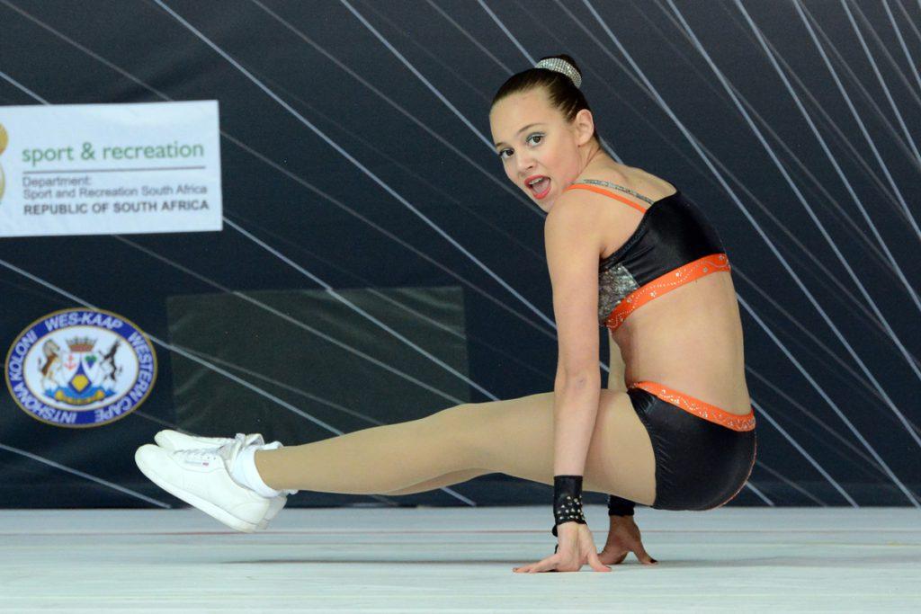 SAAFA INDIVIDUAL FEMALE - Cadet - Ulrike Koster - 1st Place