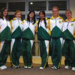 2007 - Protea - Senior Aerobic Team