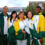 2008 - Protea - Coaches and Manager