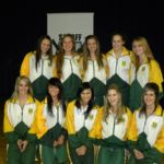 2012 - Protea - Senior Aerobic Team