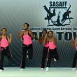 AEROFIT Aerobic Team - CADET - Pink Angels - 1st place