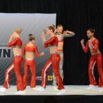 FISAF AEROBIC TEAM GRANDE - Cadet - Magia z - 1st Place