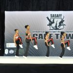 FISAF AEROBIC TEAM Grande - Fast & Furios - 2nd Place