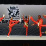 FISAF AEROBIC TEAM PETITE - Senior - Fabulous - 2nd Place