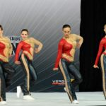 FISAF AEROBIC TEAM PETITE - Senior - Fuego - 1st Place