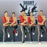 FISAF Aerobic Team - SENIOR - Fuego - 1st Place