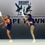 FISAF MIXED PAIR - Junior - Khutso Langa Amogelang Sito - 1st Place