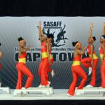 FISAF STEP TEAMS Grande - Senior - TUT - 1st Place