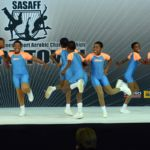 SAAFA AEROBIC TEAM - Cadet - Maphetsa - 3rd Place