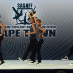 SAAFA AEROBIC TEAM - Senior - Glamorous - 1st Place
