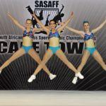 SAAFA TRIO - Cadet - Dazzling Trio